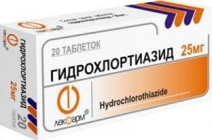 Гидрохлортиазид фото