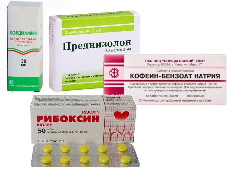 препараты сердца